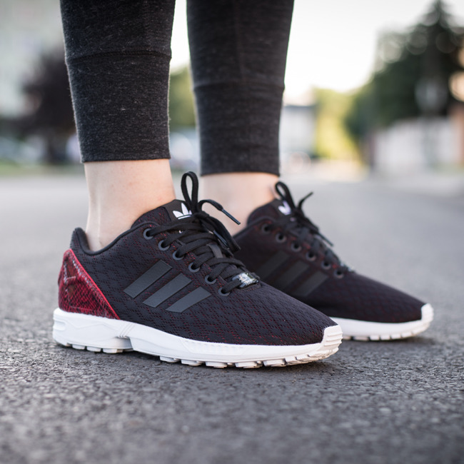 damen schuhe sneaker adidas originals zx flux b35317 preis online shop. Black Bedroom Furniture Sets. Home Design Ideas