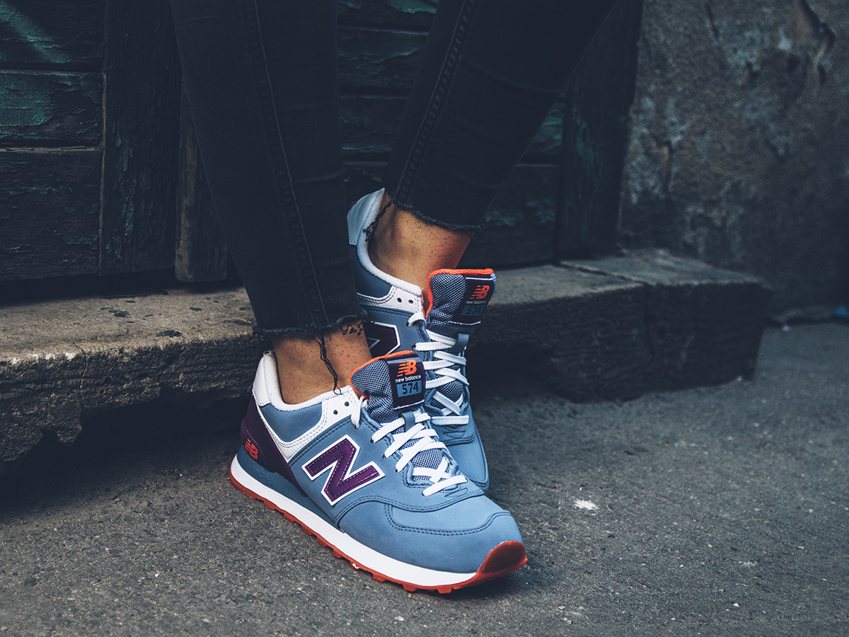 new balance damen bunt