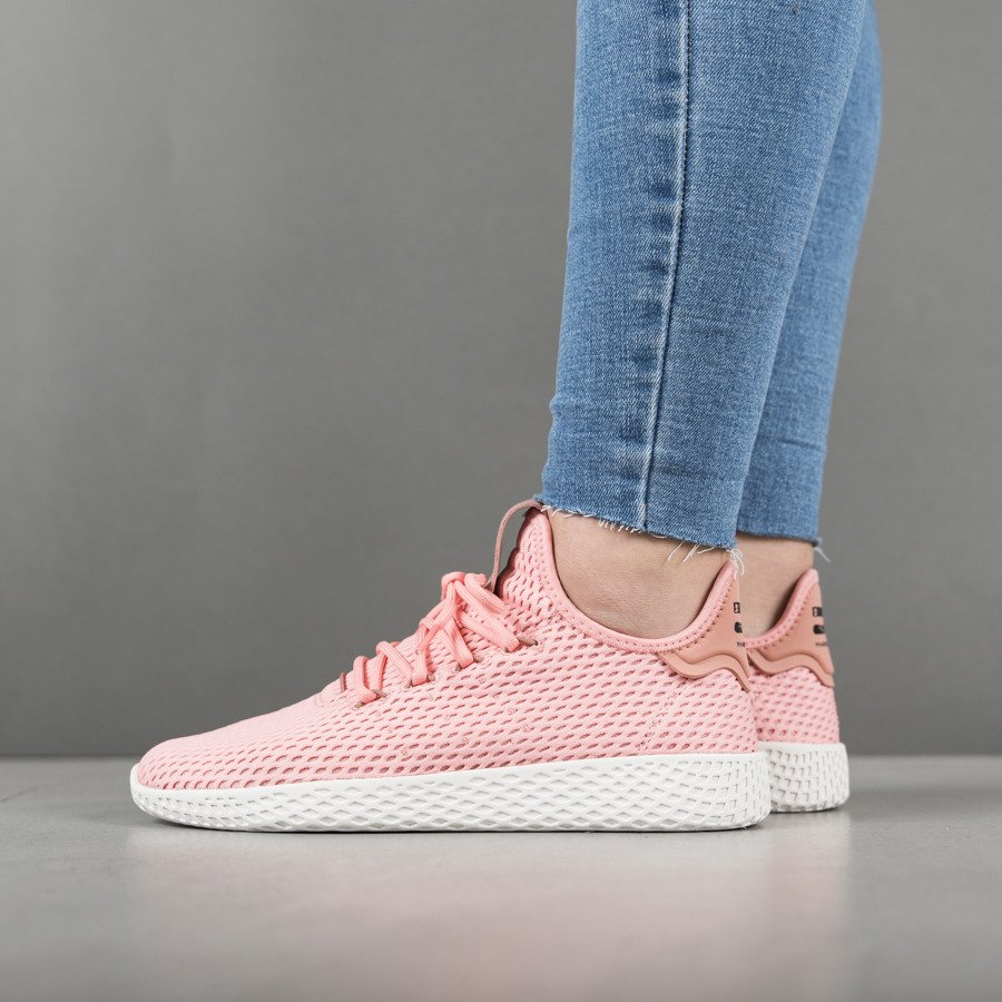 Damen Schuhe Sneakers adidas ORIGINALS PHARRELL WILLIAMS TENNIS HU ...