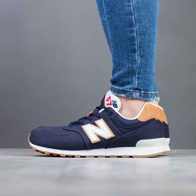new balance damen marineblau