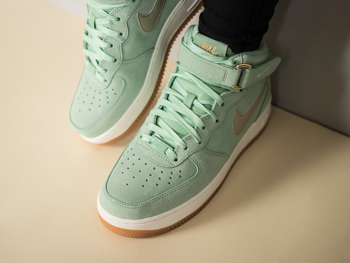 nike air force 1 damen mid