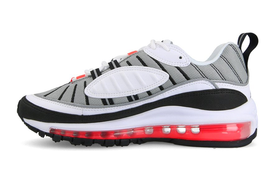 Nike Air Max 98 Solar Red AH6799 104 | Women's Shoes sneakers