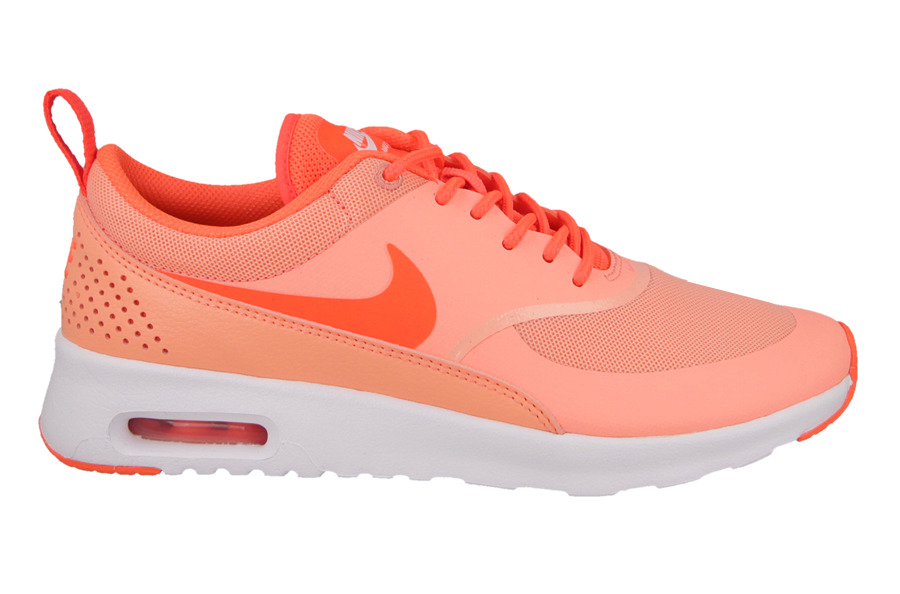 best quality dirt cheap footwear Air Max Thea Damen Orange aktion-cash.de