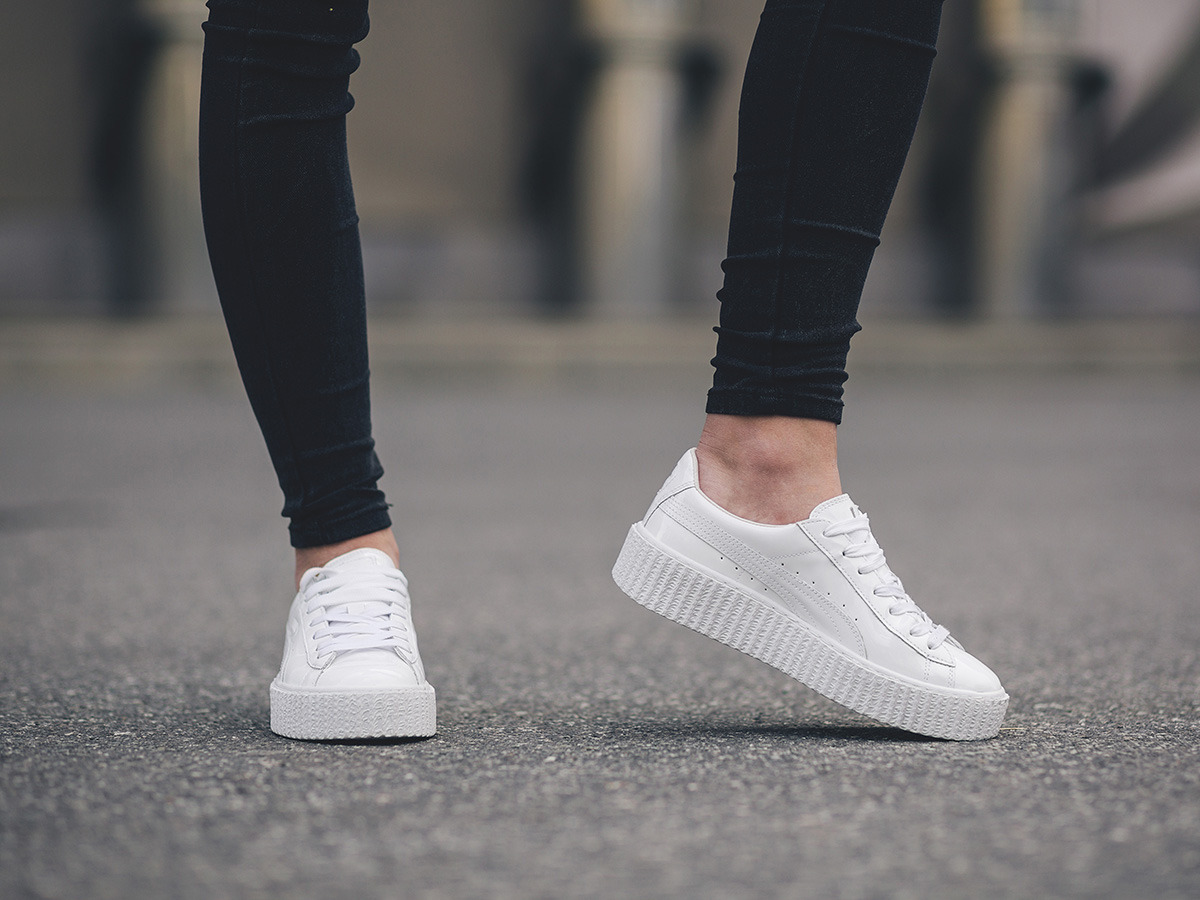 puma creeper damen