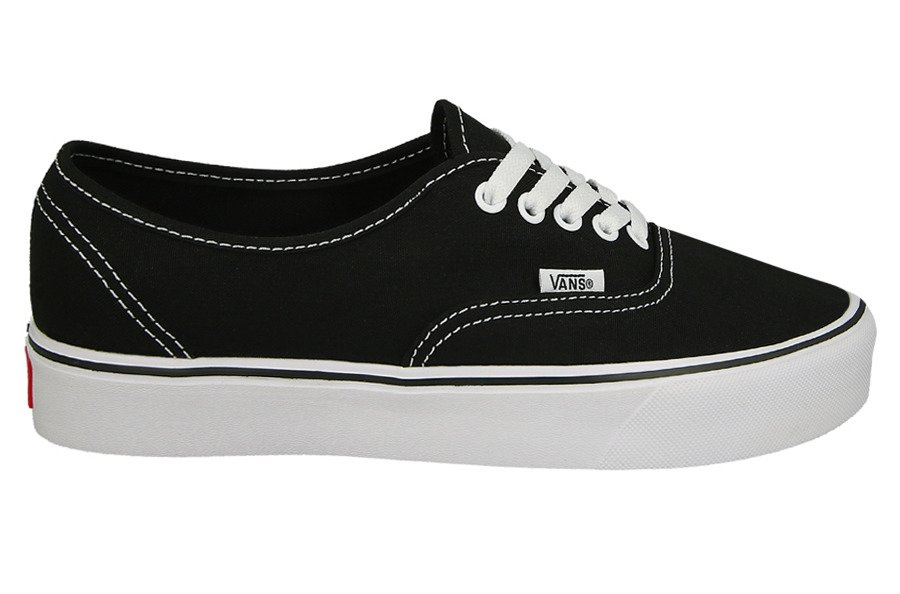 vans authentic black damen