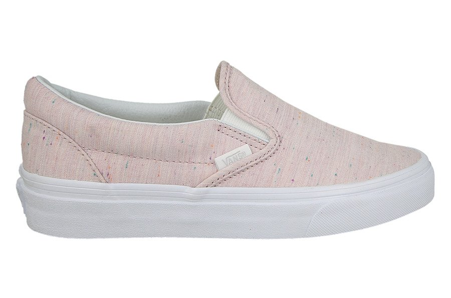 damen vans slip on