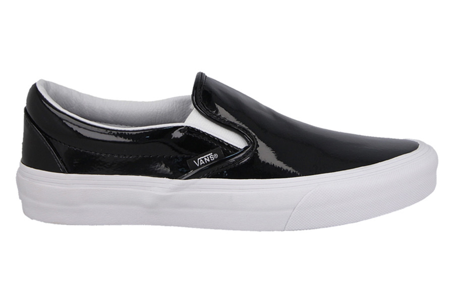 damen schuhe sneakers vans classic slip on tumble patent. Black Bedroom Furniture Sets. Home Design Ideas