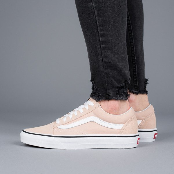 vans old skool braun damen