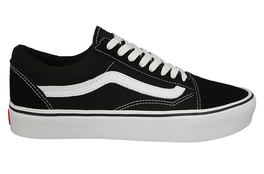 damen vans old skool hoch
