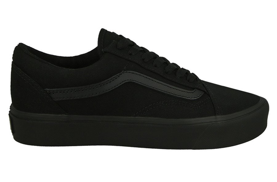vans old skool lite schwarz damen