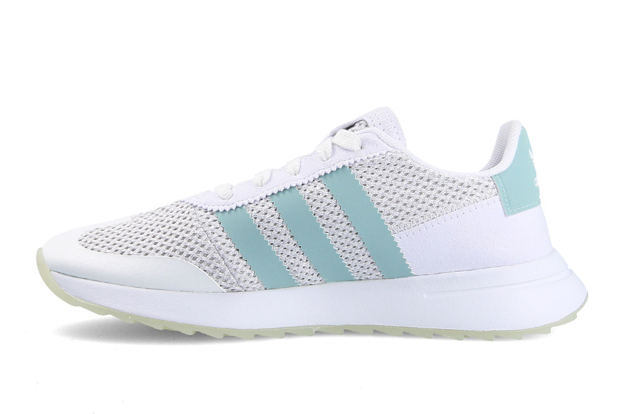 Damen Schuhe sneakers adidas Originals Flashback BY9685 - Grau, SZARY