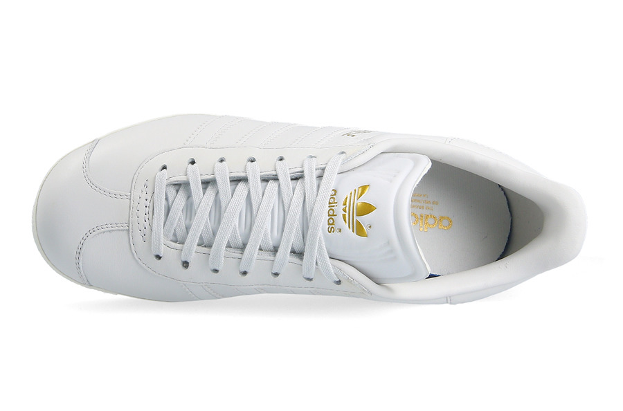 Damen Schuhe sneakers adidas Originals Gazelle BY9354 | WEIβ ...