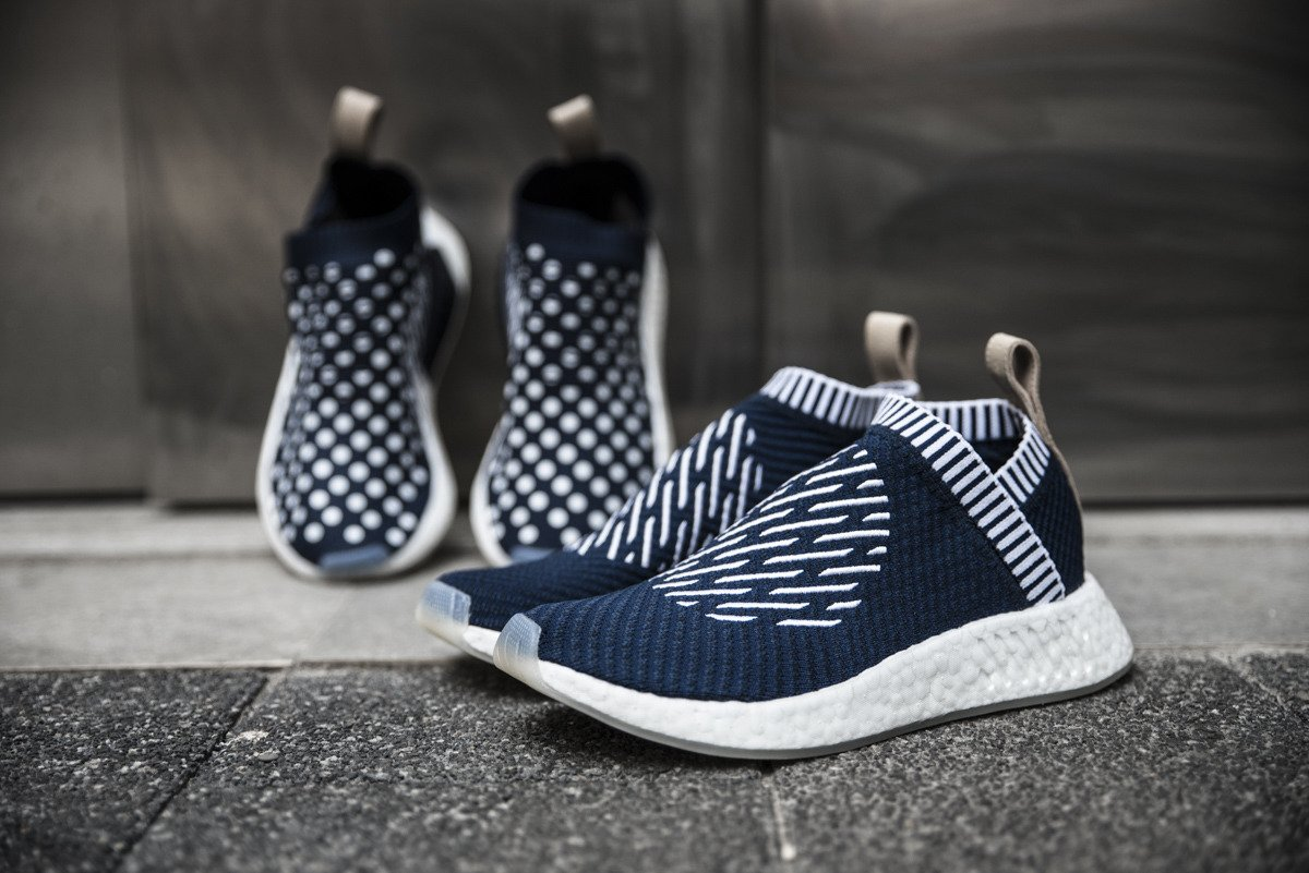 Damen Schuhe sneakers adidas Originals NMD_CS2 Primeknit