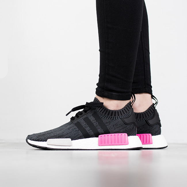damen schuhe sneakers adidas originals nmd r1 primeknit. Black Bedroom Furniture Sets. Home Design Ideas