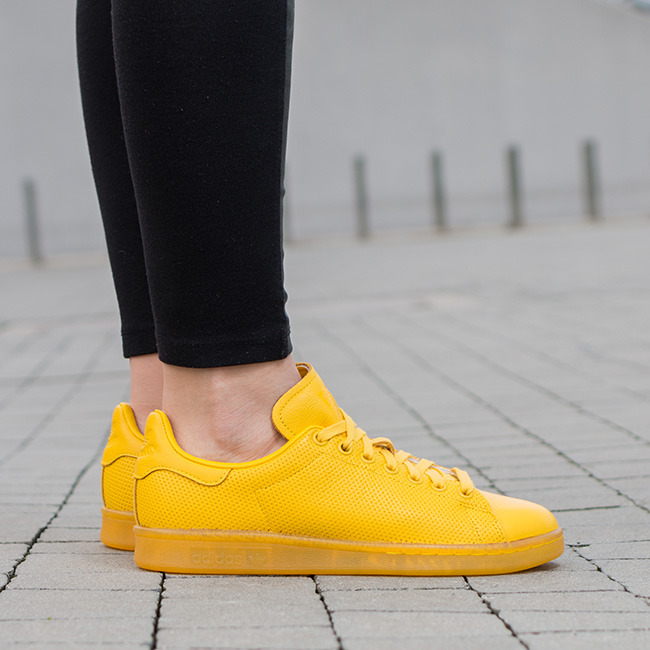 new product 468ef 92d01 ... Damen Schuhe sneakers adidas Originals Stan Smith Adicolor So Icy Pack  S80247 ...