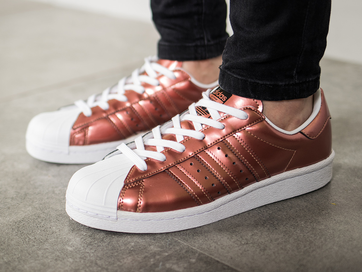 Adidas Originals - Damen - Superstar Boost W - Sneaker - rosa xcXm9RQt