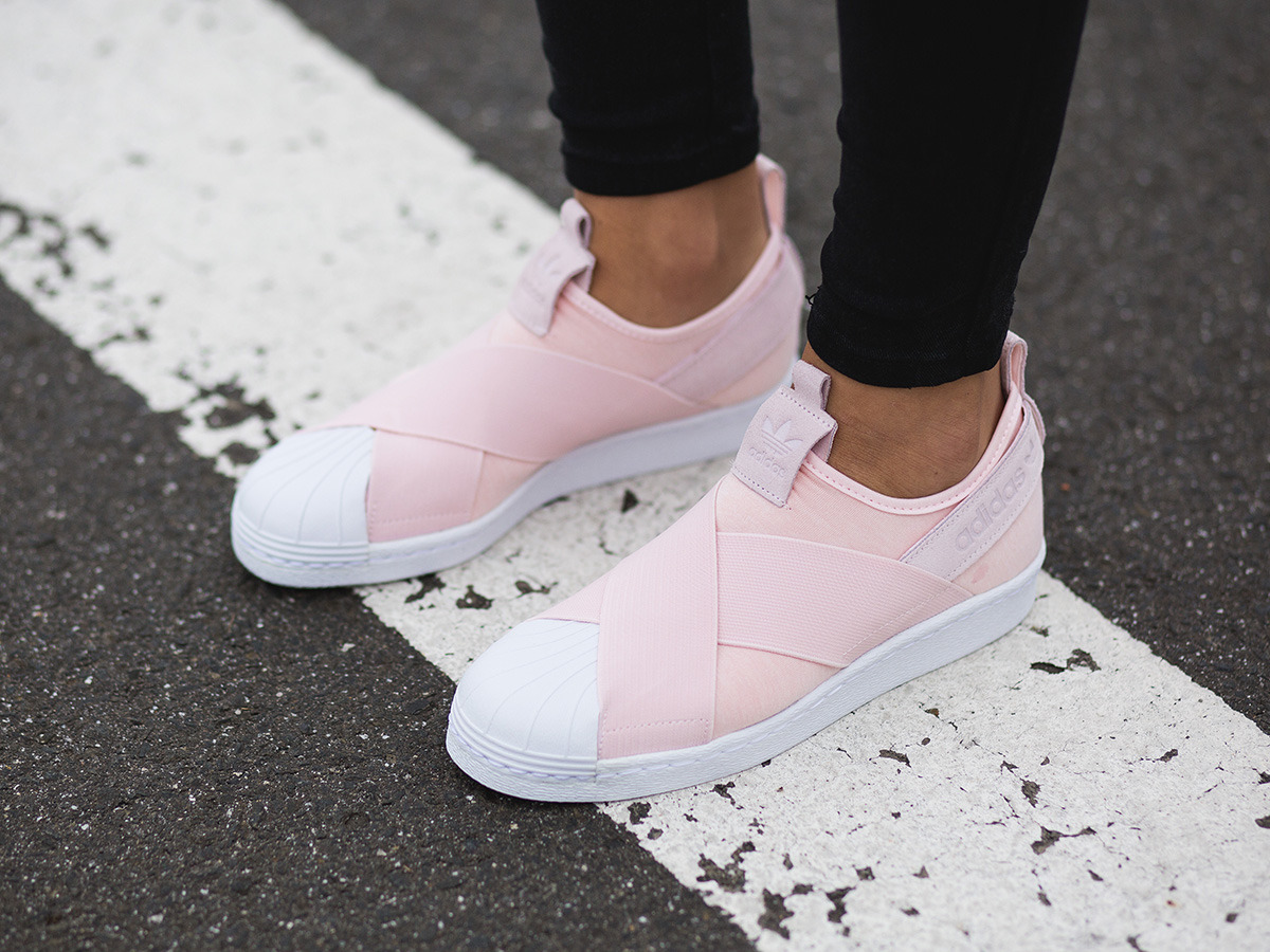adidas slip on damen superstar