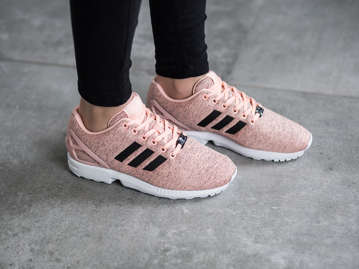 adidas ZX Flux chaussures noir fashion running sport SO49771280