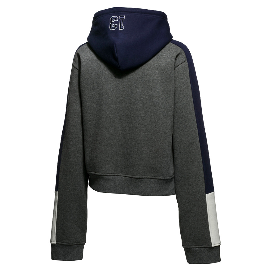damen sweatshirt puma x fenty rihanna hooded panel sweatshirt 575829 01 preis online shop. Black Bedroom Furniture Sets. Home Design Ideas
