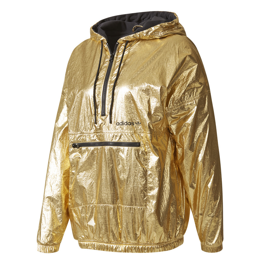 damen jacke adidas originals golden windbreaker br0290 preis online shop. Black Bedroom Furniture Sets. Home Design Ideas
