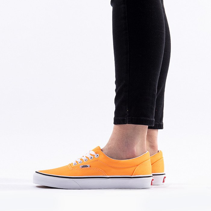 vans damen schuhe orange