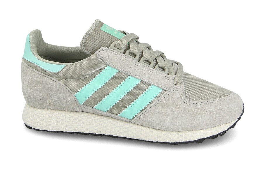 Damen schuhe sneakers adidas Originals Forest Grove W B75612