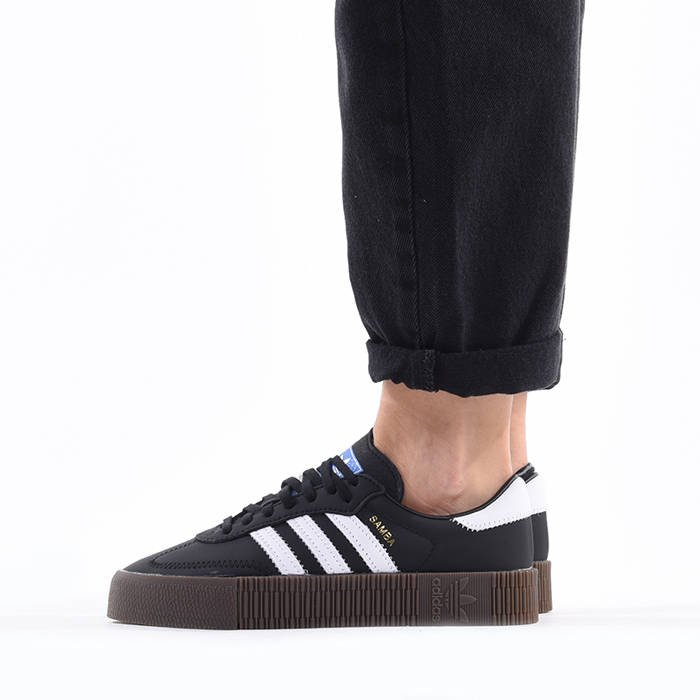 cheaper b59a2 cb62b ... germany damen schuhe sneakers adidas originals sambarose w b28156 ddce5  d705b
