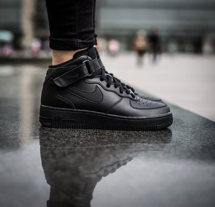 nike air force 1 mid herren
