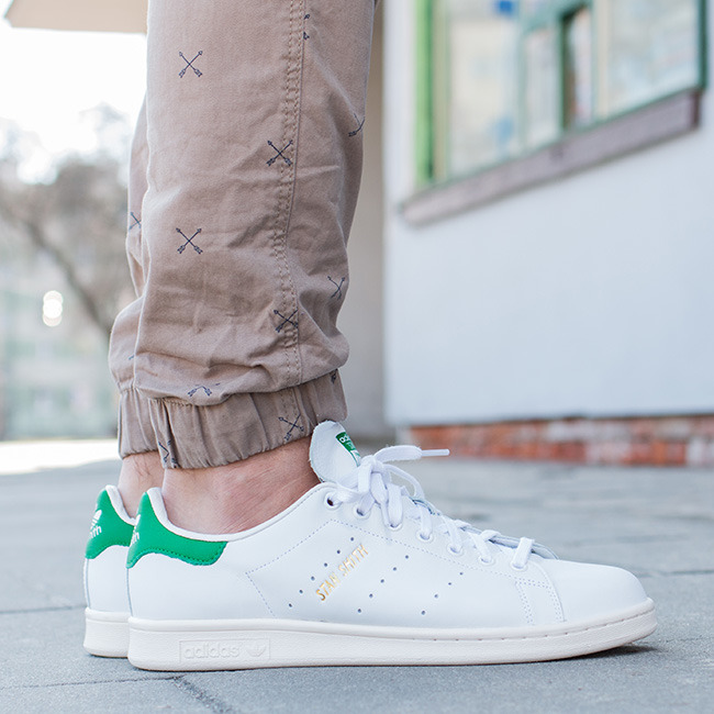 adidas stan smith herren grün