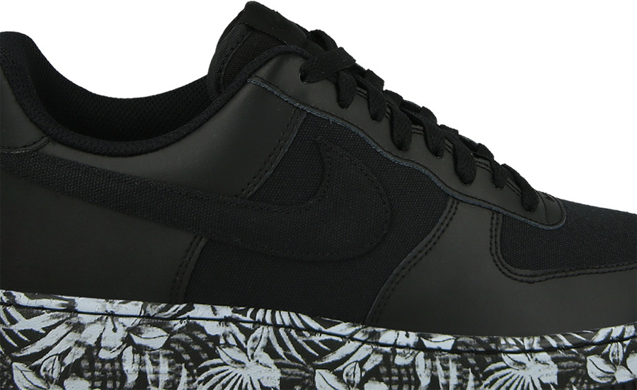 herren schuhe sneakers nike air force 1 low floral pack. Black Bedroom Furniture Sets. Home Design Ideas
