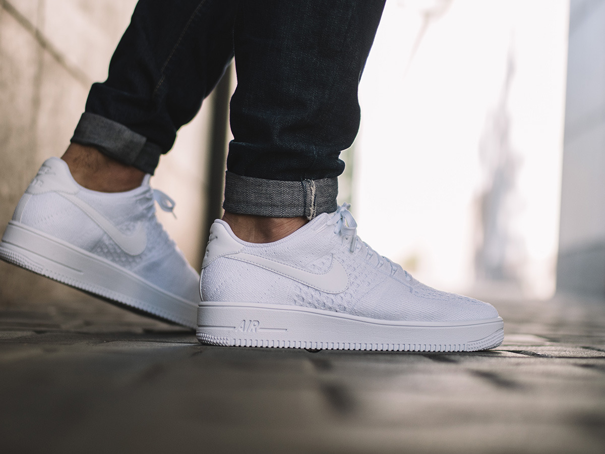 nike air force 1 herren flyknit