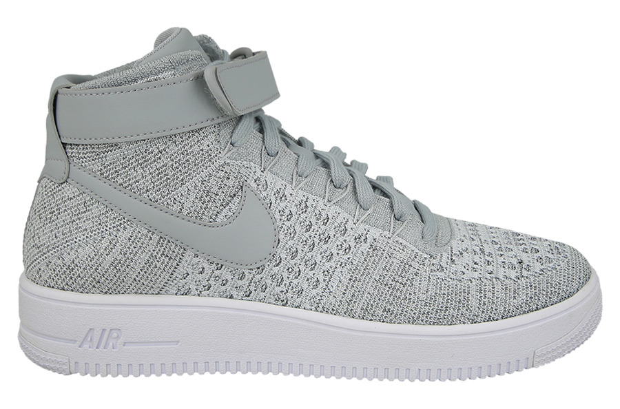 nike air force 1 flyknit mid herren