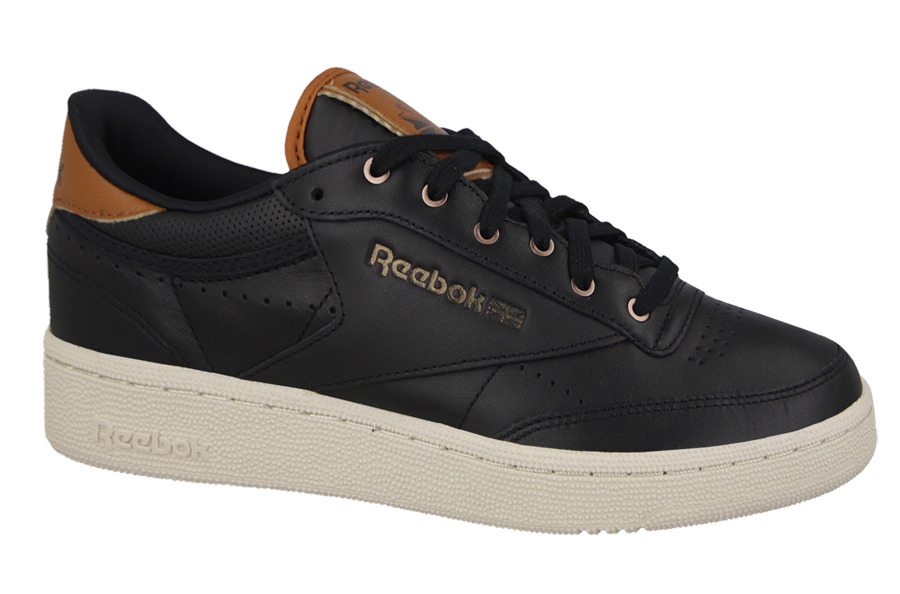 herren schuhe sneakers reebok club c 85 premium lux. Black Bedroom Furniture Sets. Home Design Ideas