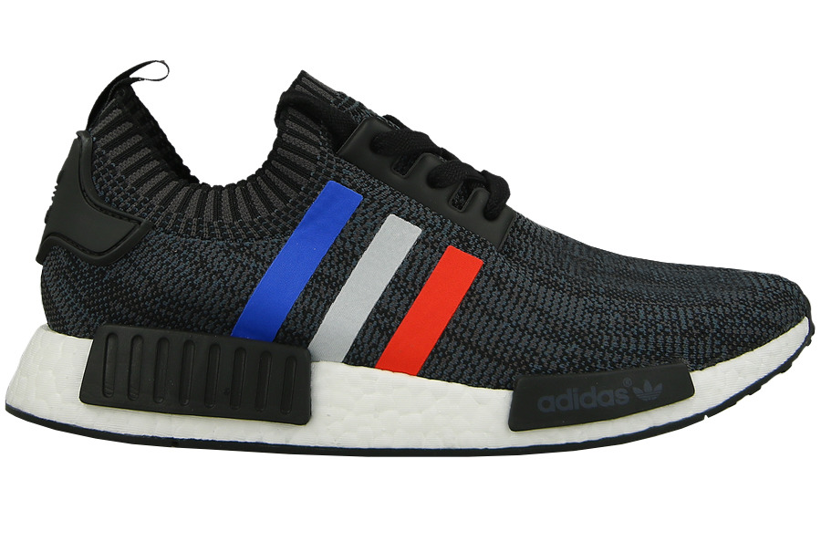 herren schuhe sneakers adidas originals nmd r1 primeknit tri color bb2887 preis online shop. Black Bedroom Furniture Sets. Home Design Ideas