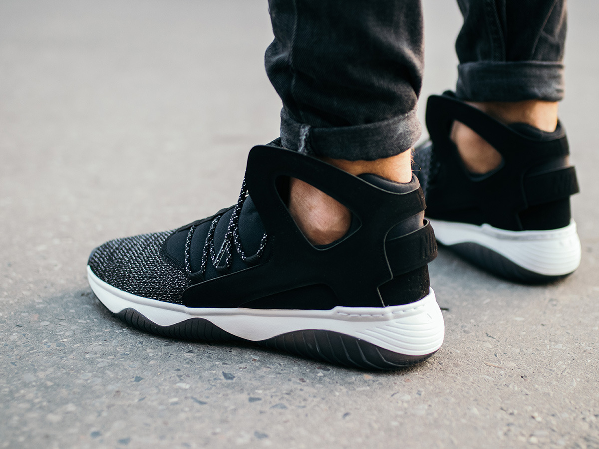 Nike Air Flight Huarache Run Ultra 880856 001 | SCHWARZ