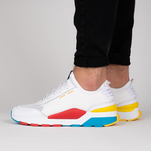 Puma RS-0 Play 367515 01 | WEIβ | für 79,50 € - SneakerStudio.de