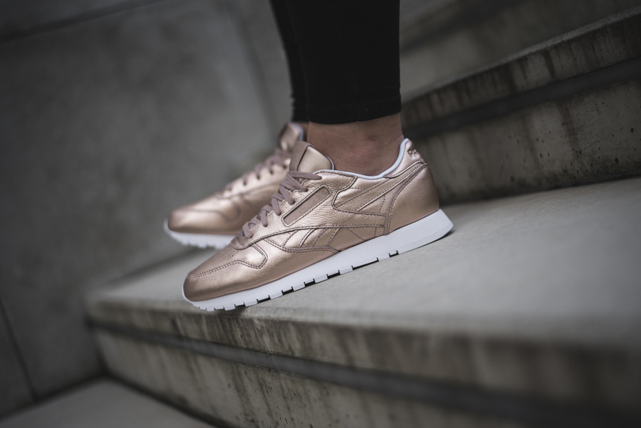 d0bb4e57d10 ... Reebok Classic Leather Melted Metal BS7897 ...