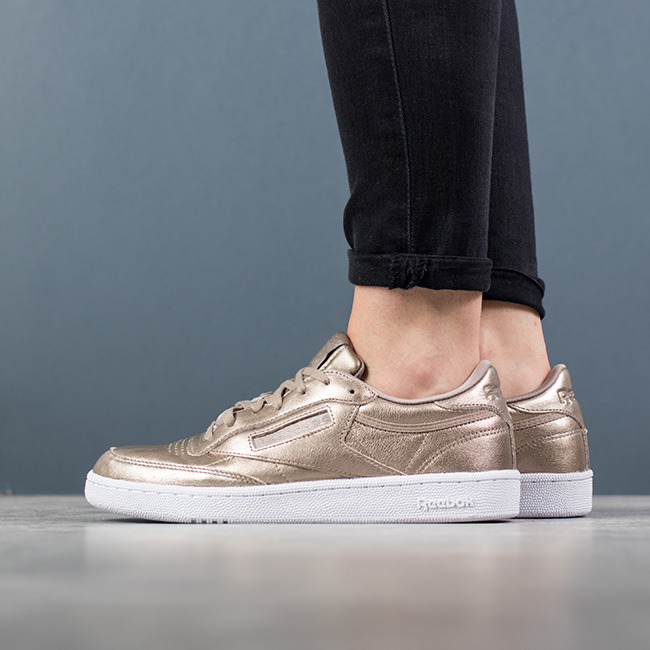 Reebok Club C 85 Melted Metal BS7901 | GOLDEN | für 34,50