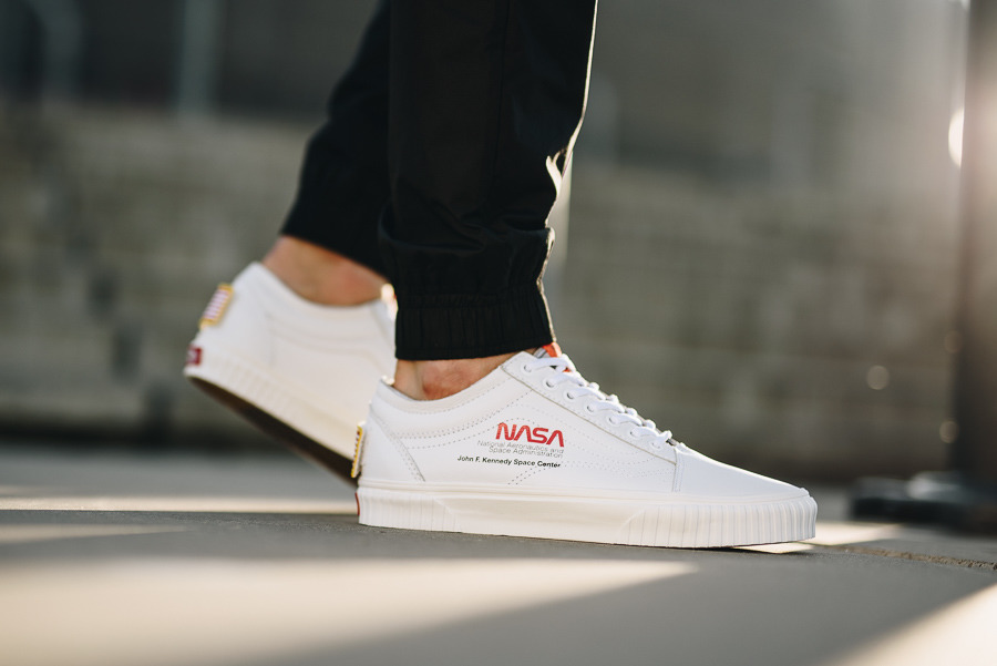 Schuhe sneakers Vans Old Skool x NASA