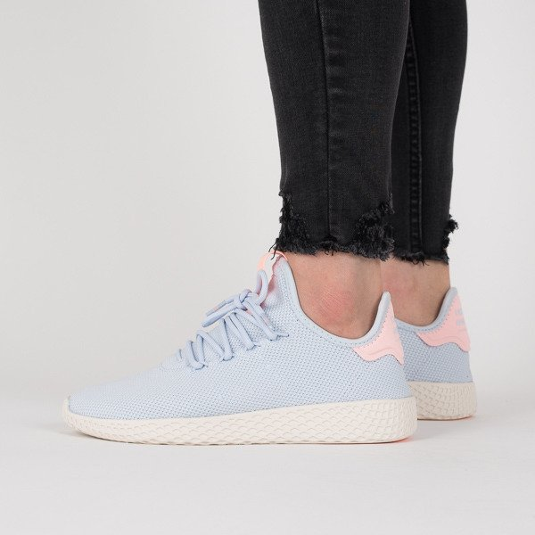 adidas Originals Pharrell Williams Tennis Hu W B41884 | BLAU ...