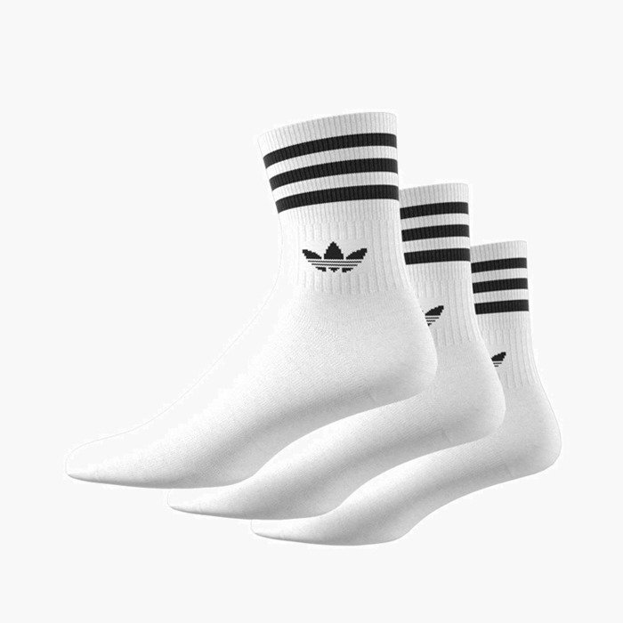 adidas Originals Solid Crew Sock DX9091 | WEI? | für 13,50