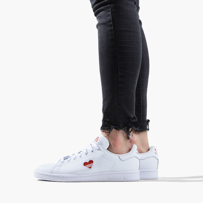 adidas Damen Stan Smith W G27893 Sneaker, weiß