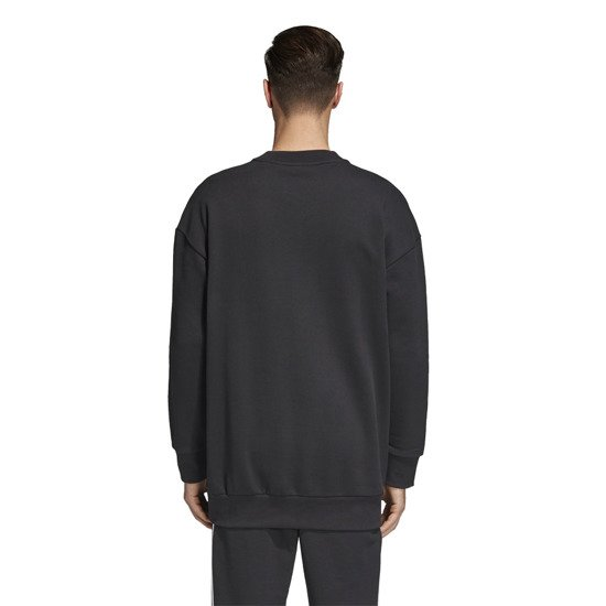 Herren sweatshirt adidas Originals Trefoil Over Crew CW1236