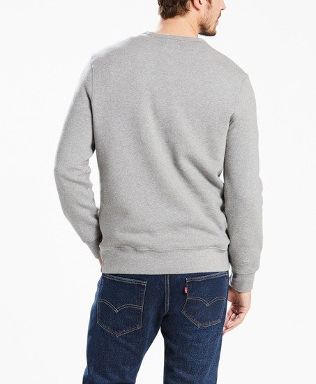 Herren sweatshirt Levi's® Graphic Crew B HM Fleece 17895-0030