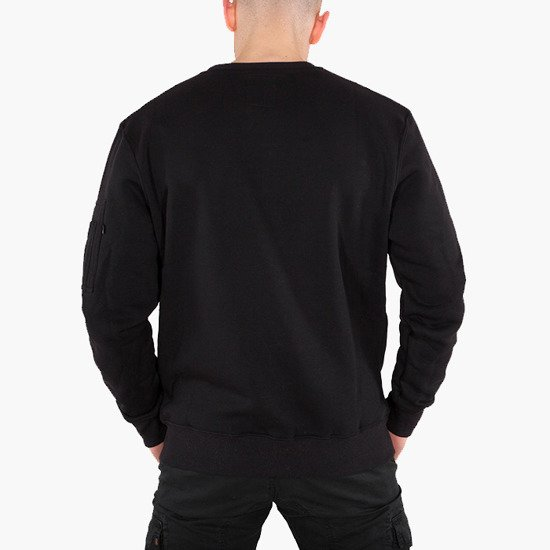 Herren sweatshirt Alpha Industries 178308 03