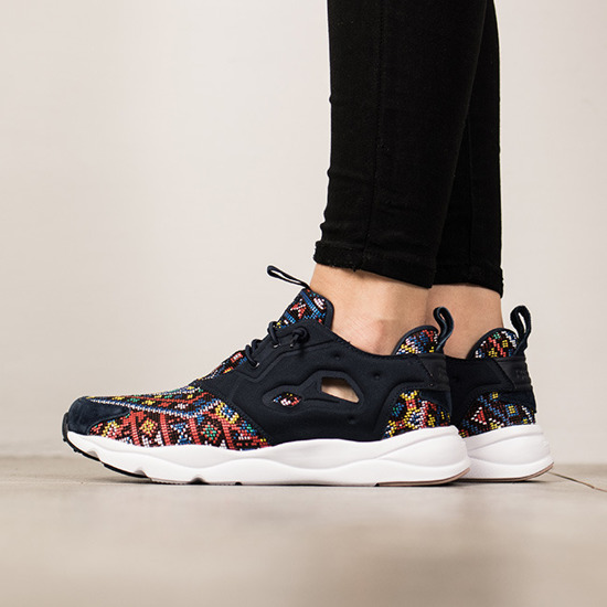 Damen Schuhe sneakers Reebok Furylite Contemporary City