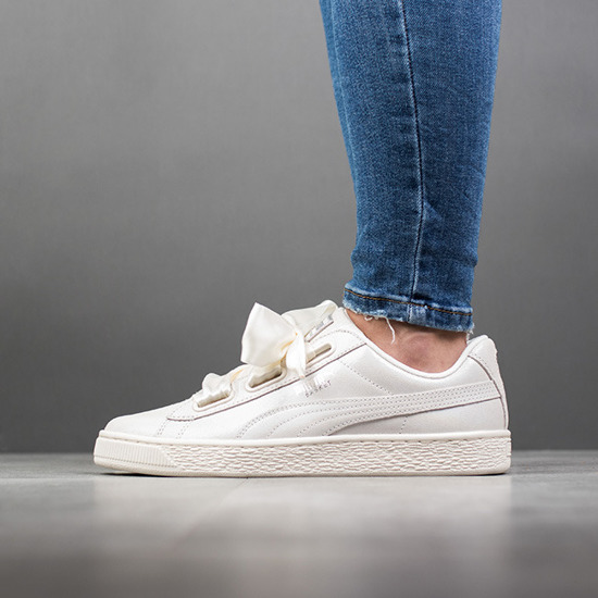 Puma Basket Heart Canvas 366495 02 | ROSA | für 59,50