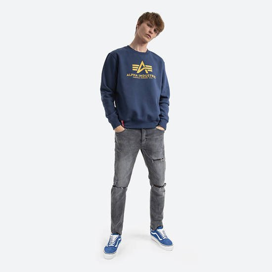 Alpha Industries Basic Sweater 178302 463