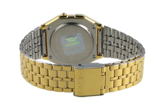 Casio Retro Gold A159WGEA-1EF