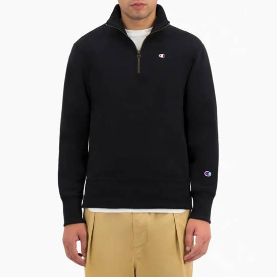 Champion Half Zip Sweatshirt 215216 KK001